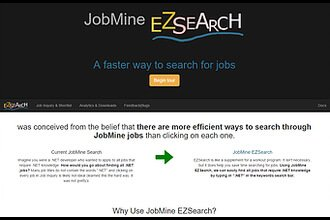 JobMine EZSearch